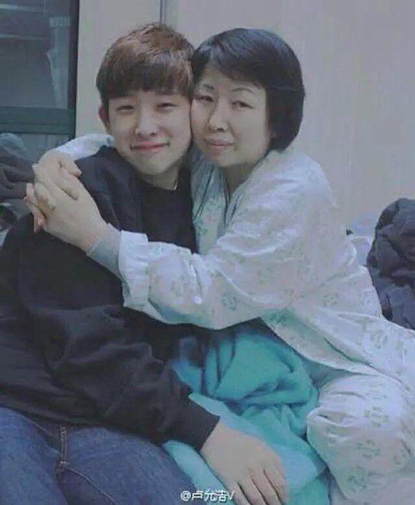 Hoseok&Mom