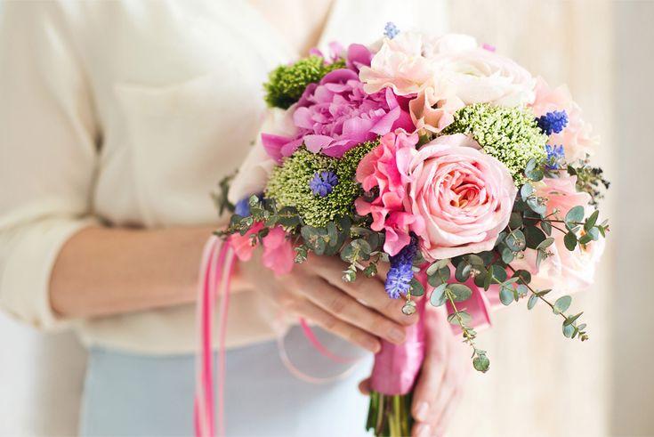 «Самсон Букет». Samson buket. Flowershop identity. Photoshoot. Florist. The bride's bouquet. By BRANDEXPERT Freedom Island