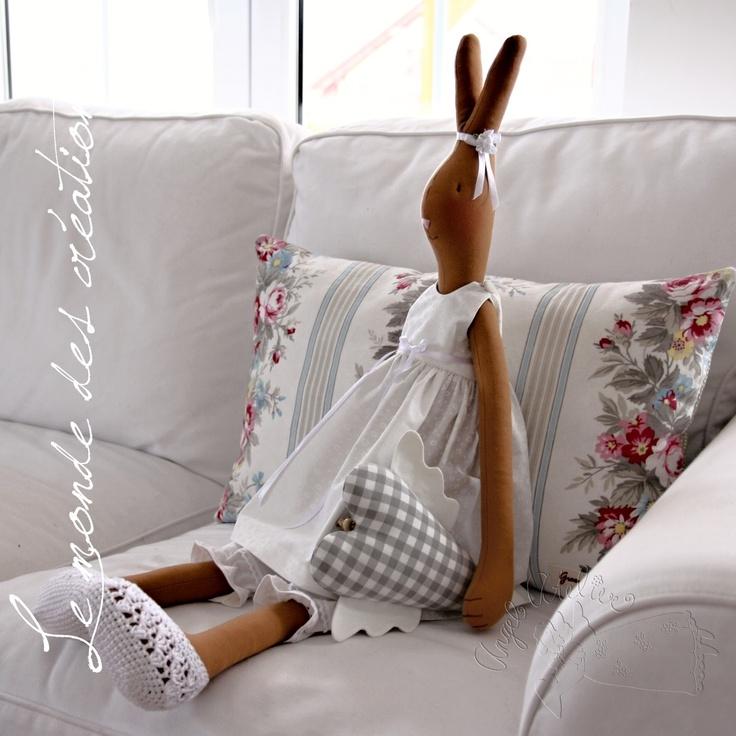 Le monde des créations: lovely bunnies