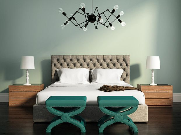 Moderne deko idee erstaunlich schlafzimmer trend 5 farben for Farbkombinationen schlafzimmer