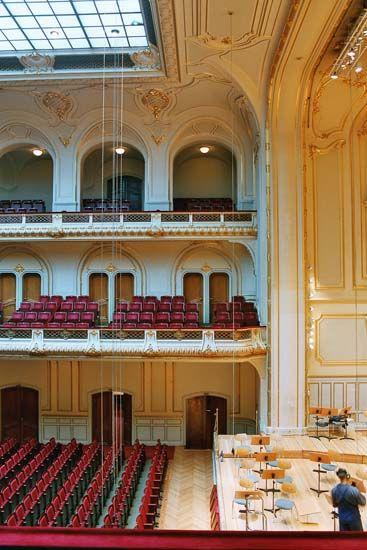 Großer Saal, Musikhalle Hamburg