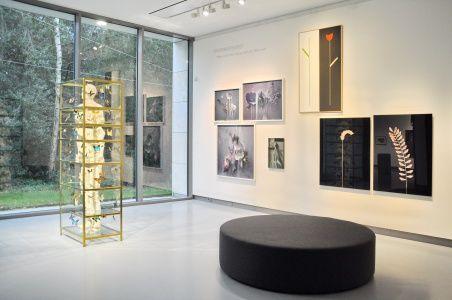 Silence out loud. Tentoonstelling van Joost Zwagerman, KRANENBURGH. Foto: Peter H. Toxopeus