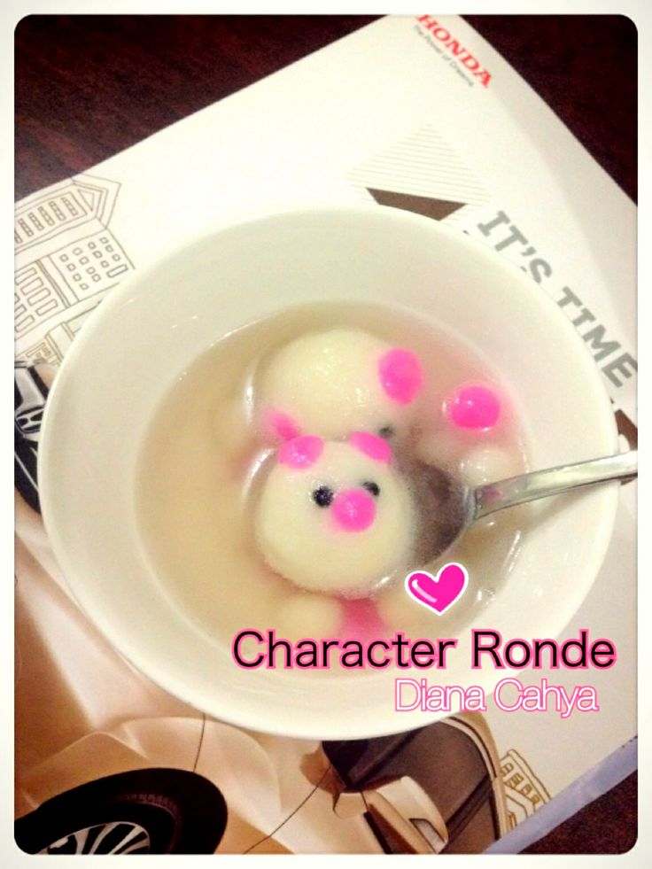Character Ronde