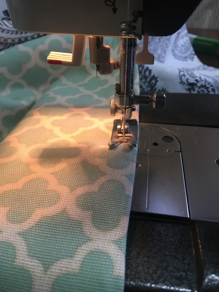 How to make curtains for a pop up camper.