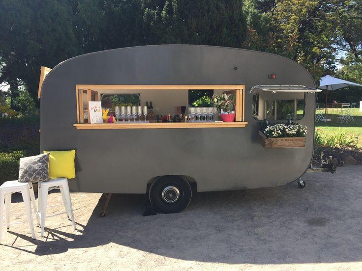 112 Best Vintage Food Caravan Images On Pinterest