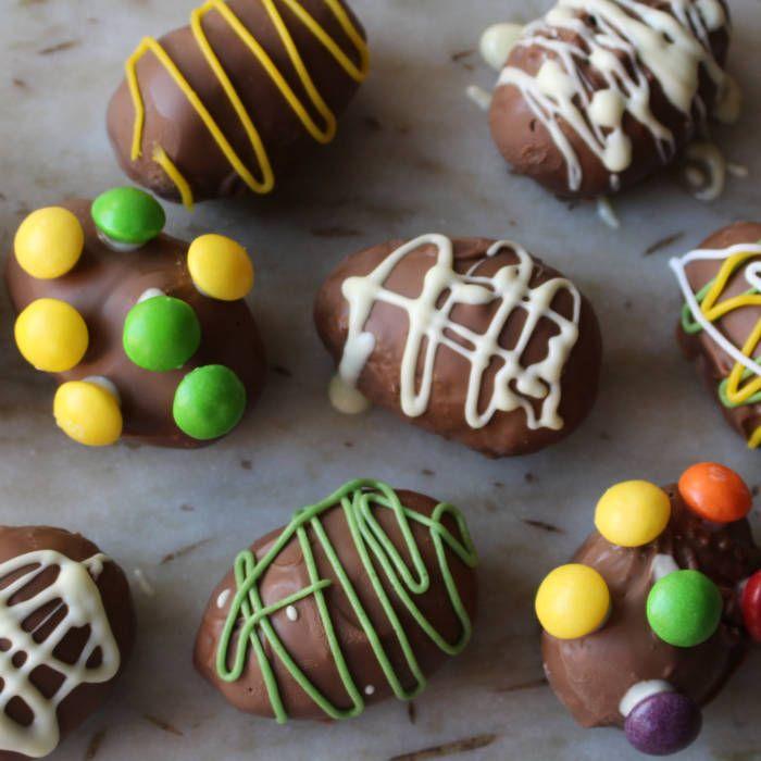 Chokladbollsägg till påsk