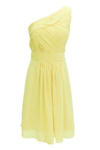 Dressystar One-shoulder Short Yellow Bridesmaid Dresses For Women Yellow Size 14W Dressystar,http://www.amazon.com/dp/B00GASFESY/ref=cm_sw_r_pi_dp_2x0ltb1CW5DRXJVD