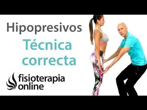 Evita errores comunes en la práctica de los Ejercicios Hipopresivos. - YouTube