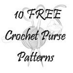 10 FREE Crochet Purse Patterns