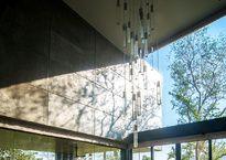 La arquitectura de estar residencia en Colima rinde homenaje al paisaje montañoso.
