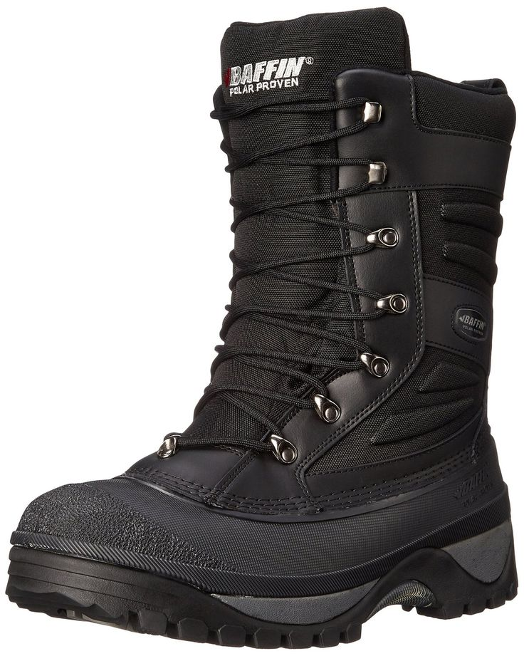 Baffin Men's Crossfire Winter Boot *** Special boots just for you. See it now! : Men's boots