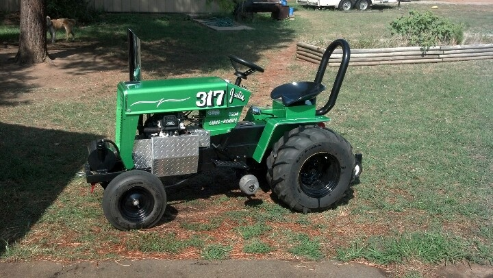 Lawn Tractor Towing : Best modified farm tractors pulling images