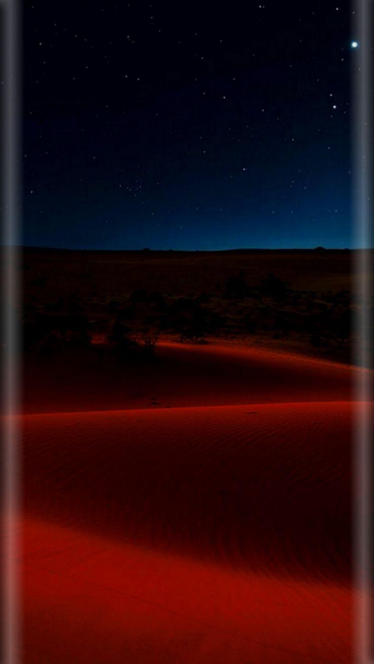 Red Sand Desert Wallpaper