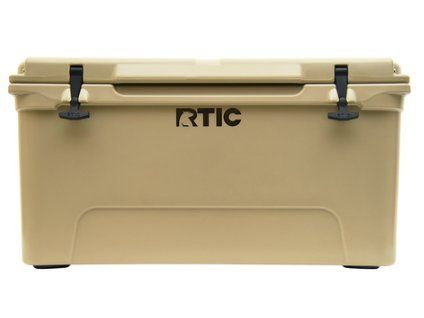 RTIC Cooler RTIC 65 Tan ** Find out more about the great product at the image link.(This is an Amazon affiliate link and I receive a commission for the sales)