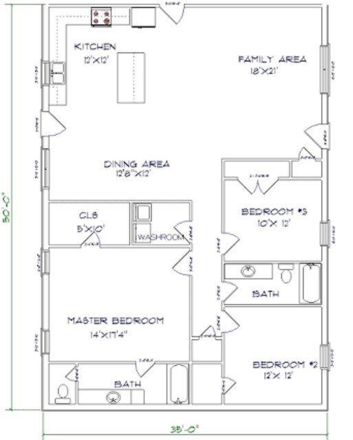 20 Unique Barndominium Designs: Top Metal Barndominium Floor Plans To Give Your House A