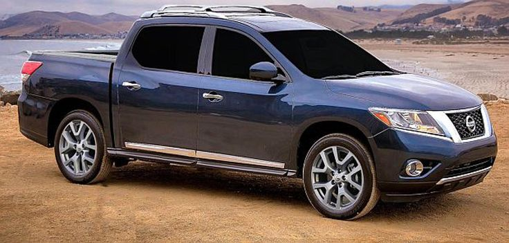 2015 Nissan Frontier Redesign