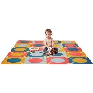 tappeto-play-spot-rosso-giallo: Amazon.it: Prima infanzia