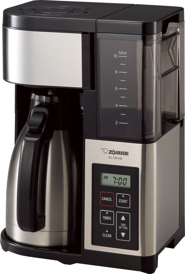 Zojirushi Coffee Maker Review