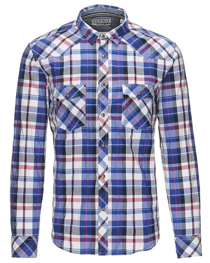 Esprit langermet skjorte