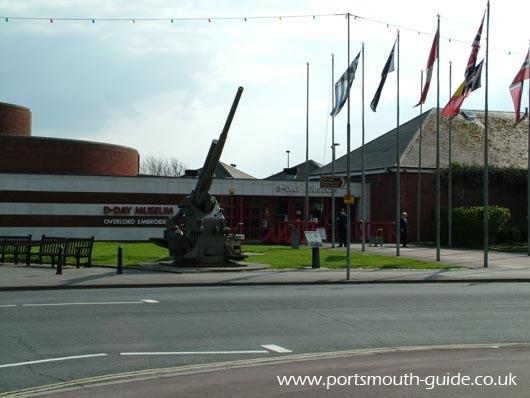 Portsmouth DDay museum