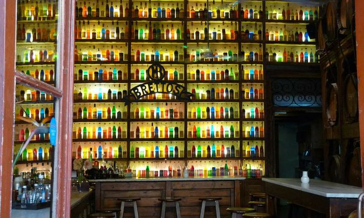 Stop for ouzo at Brettos, Plaka. www.secretearth.com/destinations/18-athens