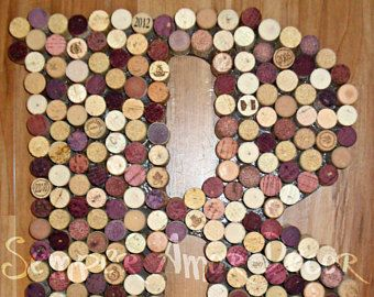 Wine Decor, Wine Cork Letter, Bar Decor, Wine Cork Letters, Wine Cork Initial, Wine Cork Monogram, Cork Letters, Wine Corks, Wine Cork, 18In