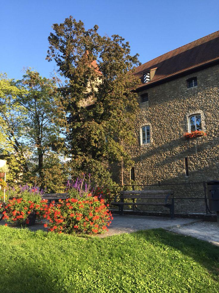 Bulle Ville à Switzerland Gruyere Region