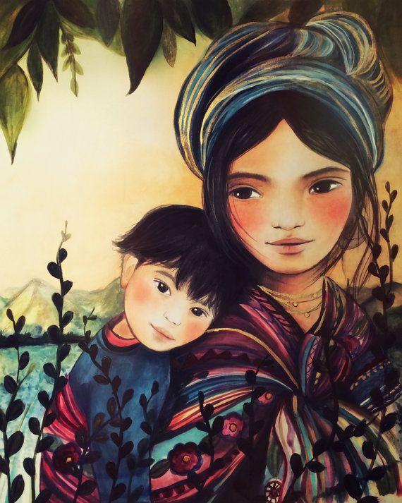 Letra de madre e hijo guatemala inspirado