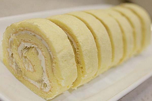How to make Sponge Durian Roll Cake
