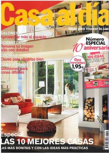 Casa al dia revistas decoraci n pinterest - Casa al dia decoracion ...