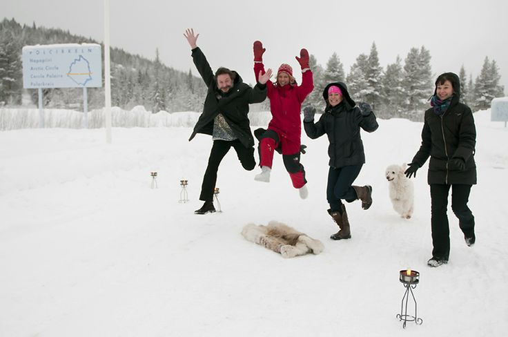 Don't miss Crowdsourcing Week (CSW) Arctic Circle, a unique summit on the next edge of sustainable development and crowdsourcing that features communities powered by collaboration and the crowd. Next week in Sweden! http://crwdwk.com/Arctic2015