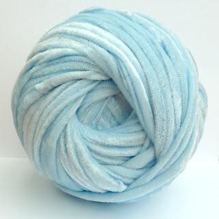 crushed velvet yarn