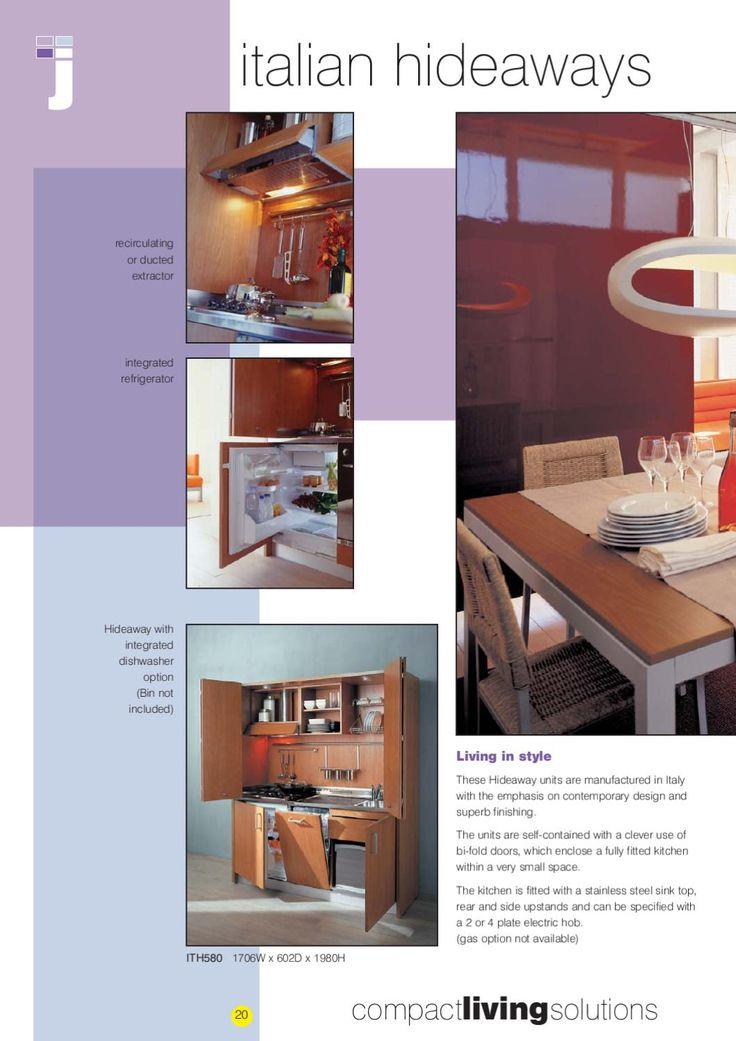 (2011) John Strand kitchens for small spaces by John Strand (MK) Ltd - issuu