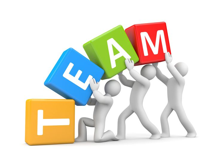 Team building is essential. A team is a group of people working with one aim, with one common goal. To achieve what the team is set out to do, it needs to function and it needs to feel committed.