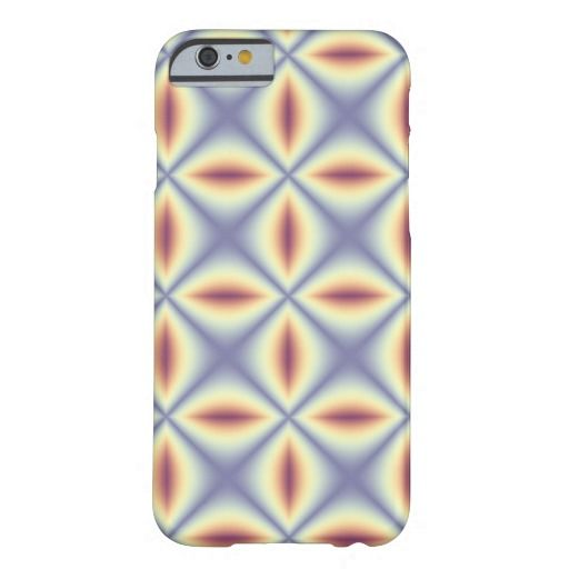 Fancy Fractal iPhone 6 Case #case #iPhone #fractal #digital #art #gift #zazzle