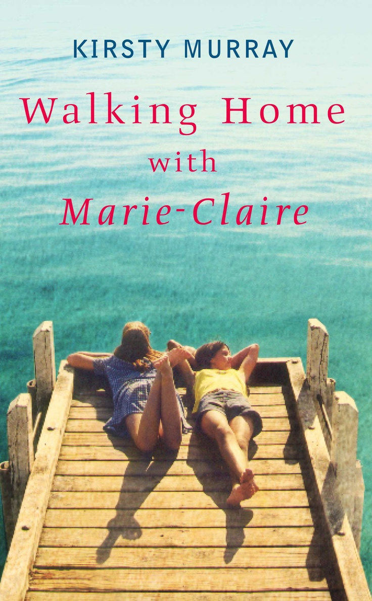 Cover of Walking Home with Marie-Claire.