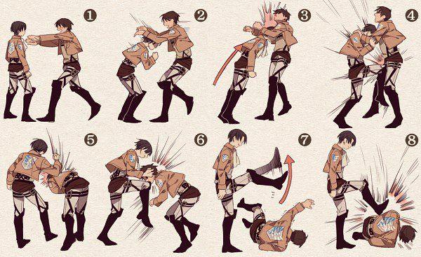 Shingeki no Kyojin ! ( L'attaque des titans )