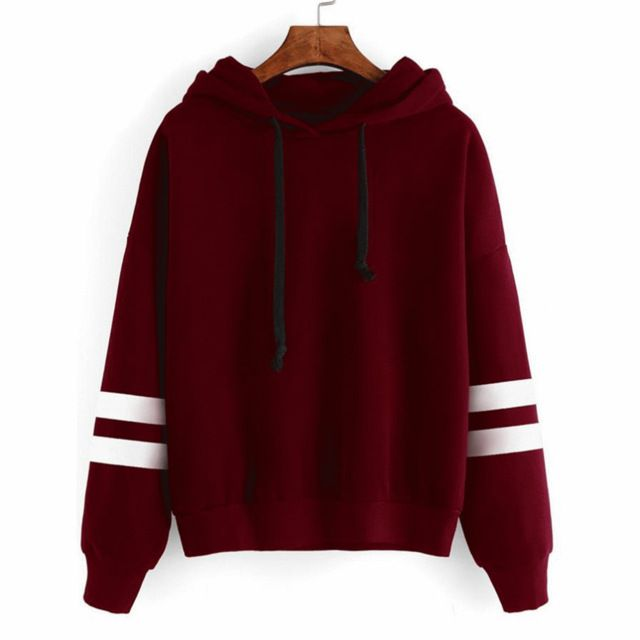 2017 Autumn Women Hoodie Casual Design Long Sleeve Hooded Pullover Sweatshirts Hooded Female Jumper Women Tracksuits Sportswear #Brand #feitong #sweaters #women_clothing #stylish_dresses #style #fashion