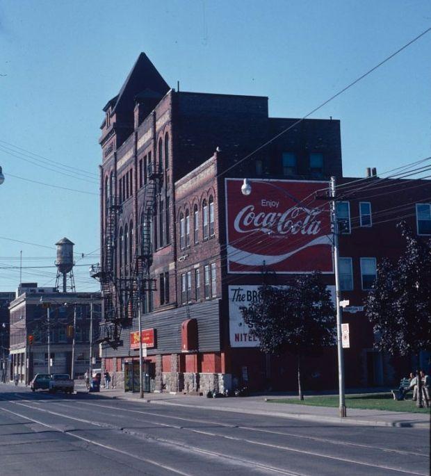 Jilly's in 1982