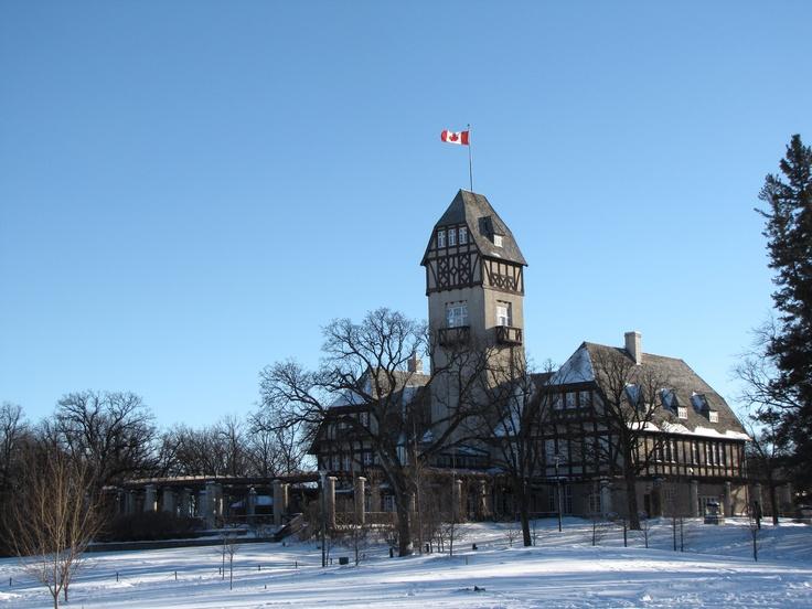 The Pavilion at Assiniboine Park, Winnipeg, Mb