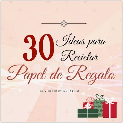 27 best images about recycling wrapping paper ideas - Papeles de regalo ...
