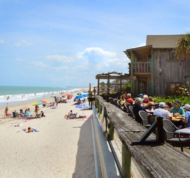 driftwood-bar-and-beach, Vero Beach
