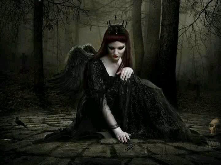 56 best images about dark angels on pinterest dark - Dark gothic angel wallpaper ...