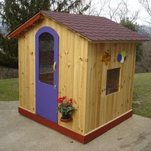 Otra casita de ensue o quieres la tuya p dela en http for Casita infantil jardin