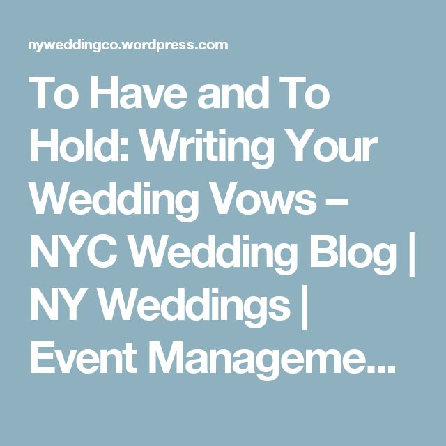 25+ Best Ideas About Writing Wedding Vows On Pinterest