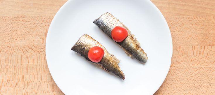 Sardinas marinadas con soja y vinagre de m dena recetas - Banos de sal y vinagre ...
