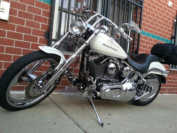 2004 Harley Davidson Custom Softail Deuce