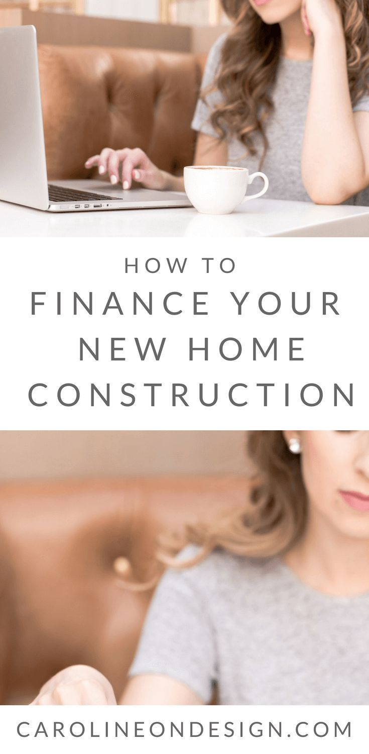 How To Finance Your Home Build 2 Types Of Loans Home