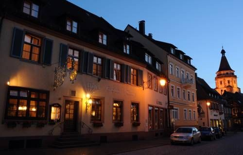 Hotel Restaurant Sonne in Gengenbach, Germany - Lonely Planet