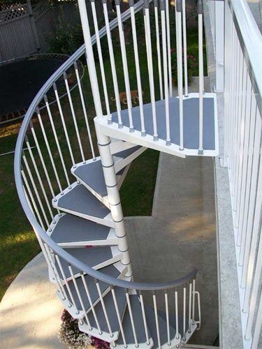 Best 25+ Spiral staircase kits ideas on Pinterest | Modular ...